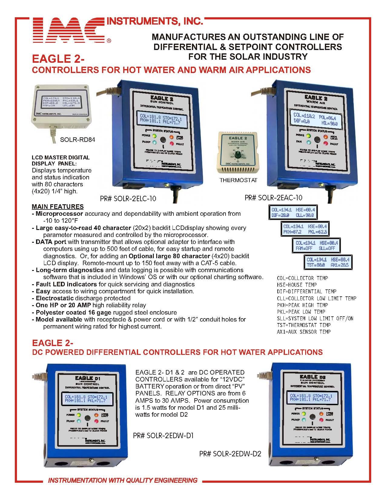 our systems  u0026 products